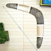 Bumerangas, laisvalaikio dovanos pagamintos iš faneros