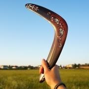Bumerangas, dovanos šventėms