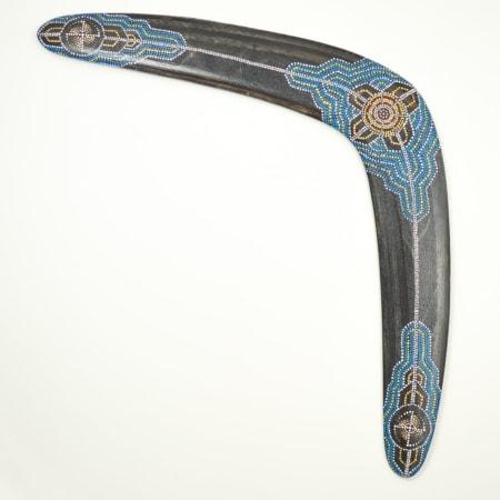 bumerangas, geros dovanos, pagamintos iš medžio