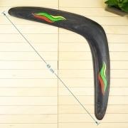 Bumerangas, netradicinė kalėdinė dovana su Lietuvos simbolika