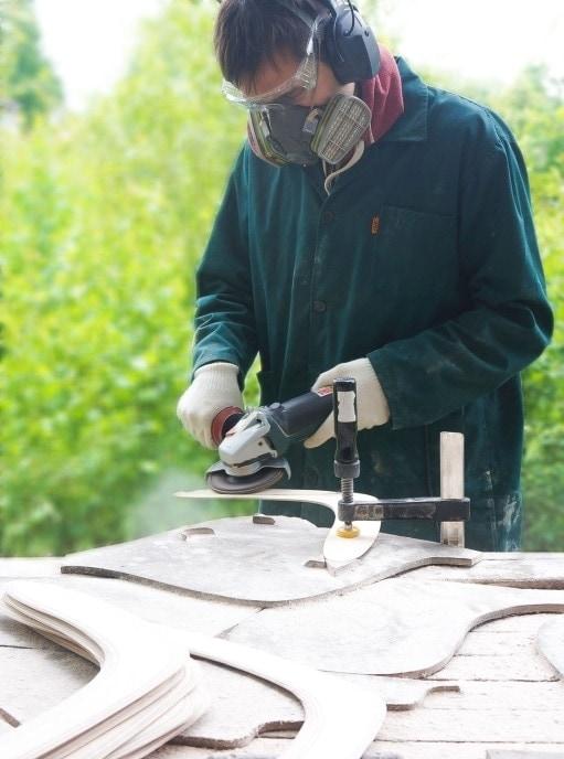 Bumerangų gamyba, medinės dovanos pagamintos Lietuvoje